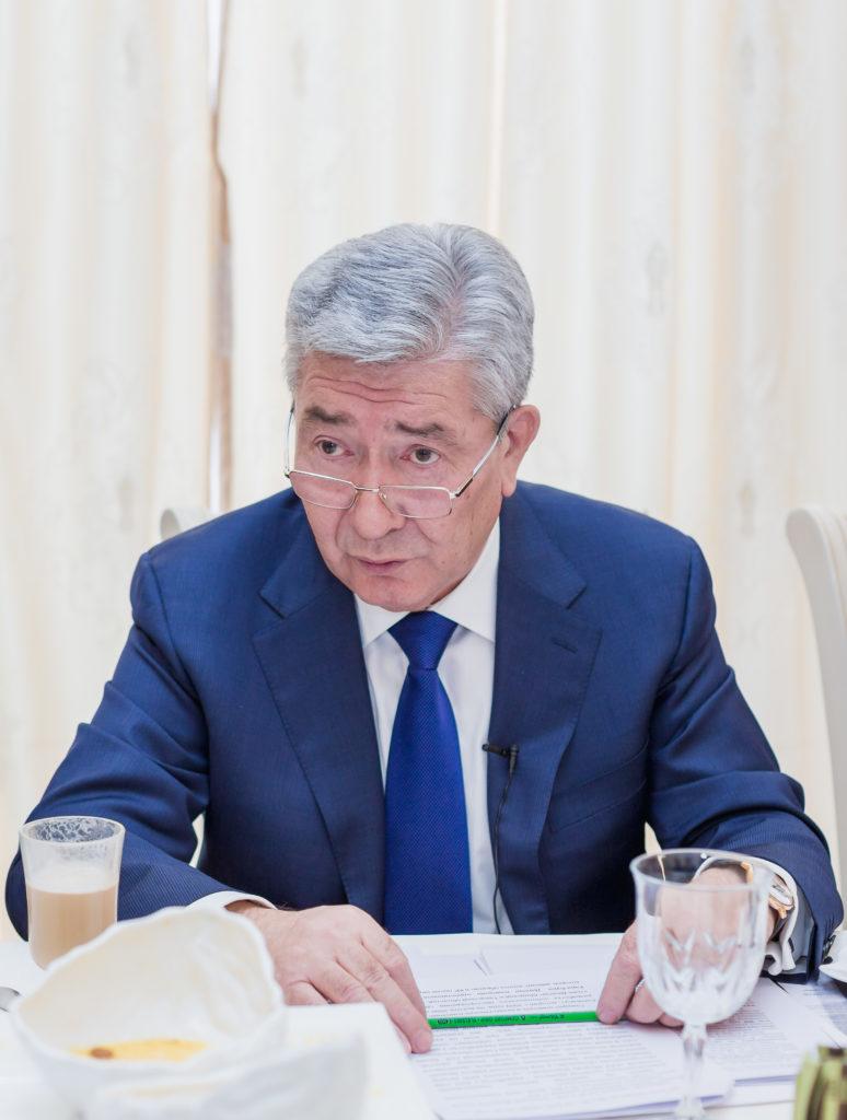 посол Казахстана Айымдос Бозжигитов